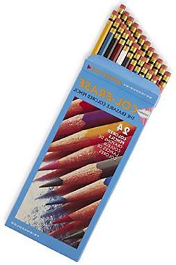 Prismacolor Col-Erase Erasable Colored Pencil, 24-Count, Ass