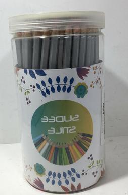 SUDEE STILE color pencil case with 120 color set UT56-D10