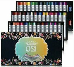 SUDEE STILE colored pencil 120 color set colors Coloring ske