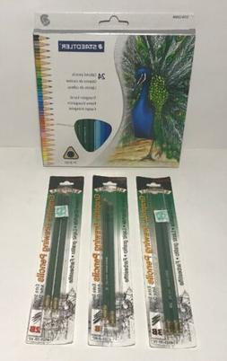 Staedtler Colored Pencil Set Generals Kimberly Graphite Draw