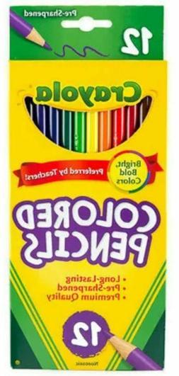 Crayola Colored Pencils 12 count