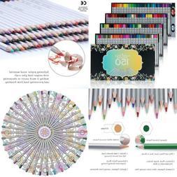 SUDEE STILE Colored Pencils 150 Unique Colours Pack  Art...