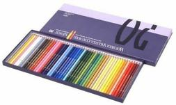 HOLBEIN: Colored Pencils 50 Color Set Japan New