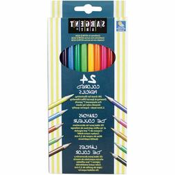 Sargent ArtColored Pencils - 7 in - 24 count New