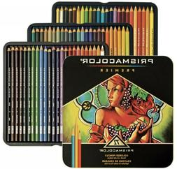PRISMACOLOR COLORED PENCILS 72 COUNT BRAND NEW FACTORY SEAL