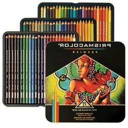 PRISMACOLOR COLORED PENCILS 72 COUNT NEW IN PLASTIC