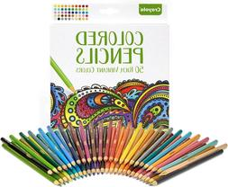 Crayola Colored Pencils, Adult & Kids Coloring, Fun At Home