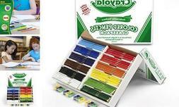 Colored Pencils, Bulk Classpack, Classroom Supplies, 12 Asso