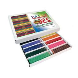 Kaplan Early Learning Colored Pencils Class Pack  - 250 Per