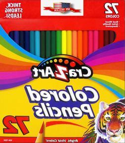 Colored Pencils Cra-Z-Art 72
