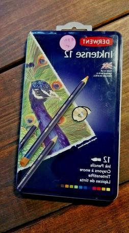 Derwent Colored Pencils, Inktense Ink Pencils, Drawing, Art,
