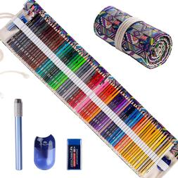 Colored Pencils Set for Adult Coloring Books , New and Impro