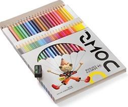 Colored Pencils Soft Core Color Pencil Set for Kids Adult Bo