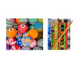 Mozlly Colorful Pencils - 144 Assorted Count and 50 Assorted