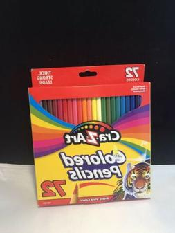 Larry Rosen Cra Z Art Colored Pencils 72 Count~New