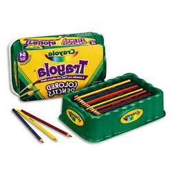 Crayola Trayola Colored Pencils-54/Pkg
