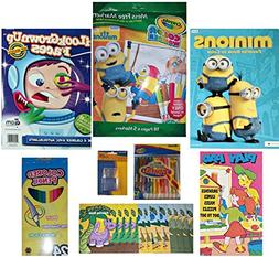 ShoppeShare Crayola Color Wonder Markers/Minions/I Grown up