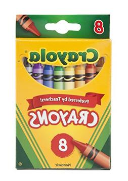 Crayola Crayons 8ct Pack of 6