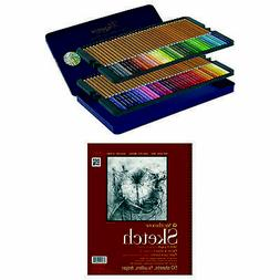 Creative Mark Cezanne Color Pencil Set of 72 Tin with Strath