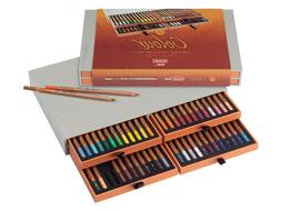 Bruynzeel design Artist Quality Coloured Pencils - Set of 48
