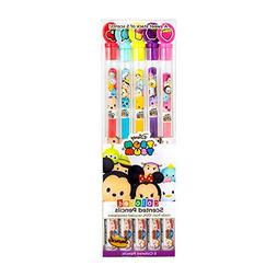 Disney Tsum Tsum Colored Smencils 5-Pack of Scented Color Pe