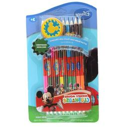Double-Color Mickey Mouse Clubhouse Colored Pencil Pack with