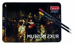 Bruynzeel Dutch Masters 50pc Colored Pencil Set