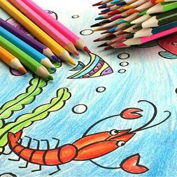 E91F Colored Pencils Wood Arts Pencil 18colors Professional