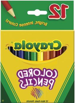Crayola Erasable Colored Pencils