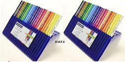 Staedtler Ergosoft Colored Pencils, Set of 24 Colors in Stan