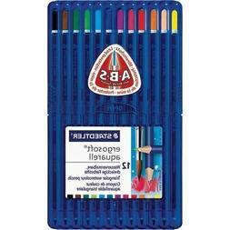 Staedtler Ergosoft Watercolour Pencil Set 156SB12CB