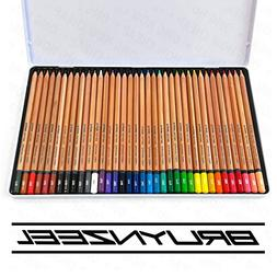 Bruynzeel - Expression Colour - Tin of 36 Artist Colouring P