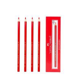 Faber castell 12pcs 3 Colors Non-toxic Lapis De Cor Profissi