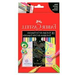 Faber-Castell 18 Color Oil Colour Pencil  NEW