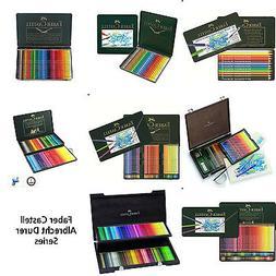 Faber-Castell Albrecht Durer Watercolor Pencil 12 24 36 48 wood 60 72 120 wood