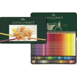 Faber-Castell Polychromos® Artists' Color Pencils - Tin of
