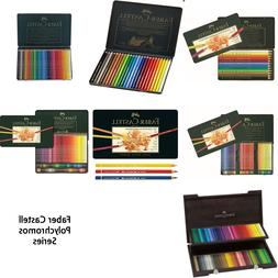 Faber-Castell Polychromos Color Pencil 12, 24, 36, 60, 72, 1