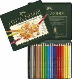 faber castell polychromos colored pencils 24 count