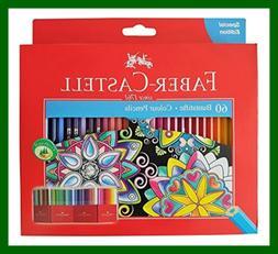 Faber Castell Premium Color Pencils 60 Colour Colour Colors
