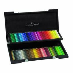 Farber Castel Polychromos Colored Pencils 120 Color Set Wood