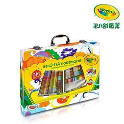 <font><b>Crayola</b></font> Art Gift Set Crayon <font><b>Col