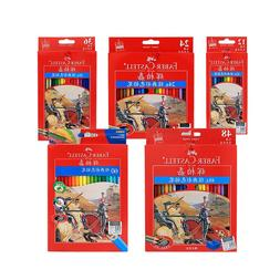 <font><b>Germany</b></font> Faber-Castell 12-24 36 48 60-Col