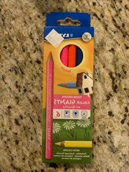LYRA Germany NEON Colors Giants hi-quality 6 colored pencils