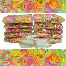 Bluedot Trading 6000 pc glowinthedark rubber band pack Kids