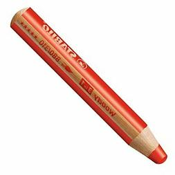 grams colored pencil woody 3in1 grams red