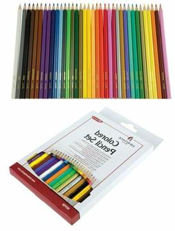 Heritage Arts HCP36 36-Piece Colored Pencil Set