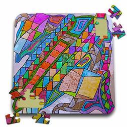 3dRose Jos Fauxtographee- Original Colored Pencils - A desig