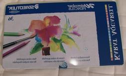 Staedtler Karat Aquarell Watercolor Pencils 36 Colors