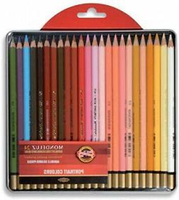 KOH-I-NOOR Mondeluz Portrait Aquarell Coloured Pencils