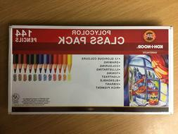 KOH-I-NOOR® Polycolor Class Pack Drawing Pencils 3.8 mm 144